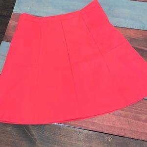 3 FOR $20 J. Crew Pink Skirt with Lining Size 2